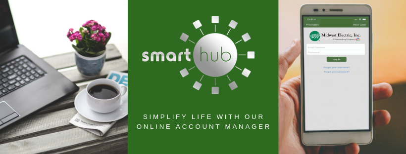 Unlock all the features of SmartHub and simplify your life