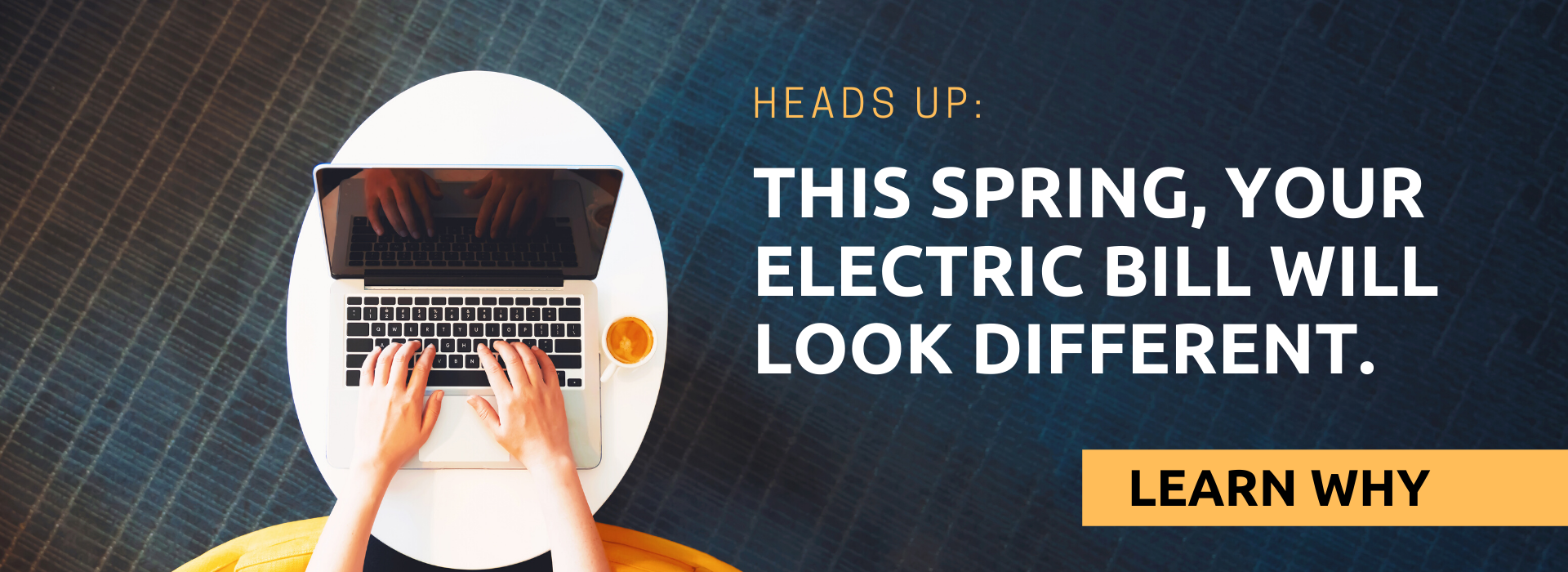 This spring, your electric bill will look different. Click to learn more!