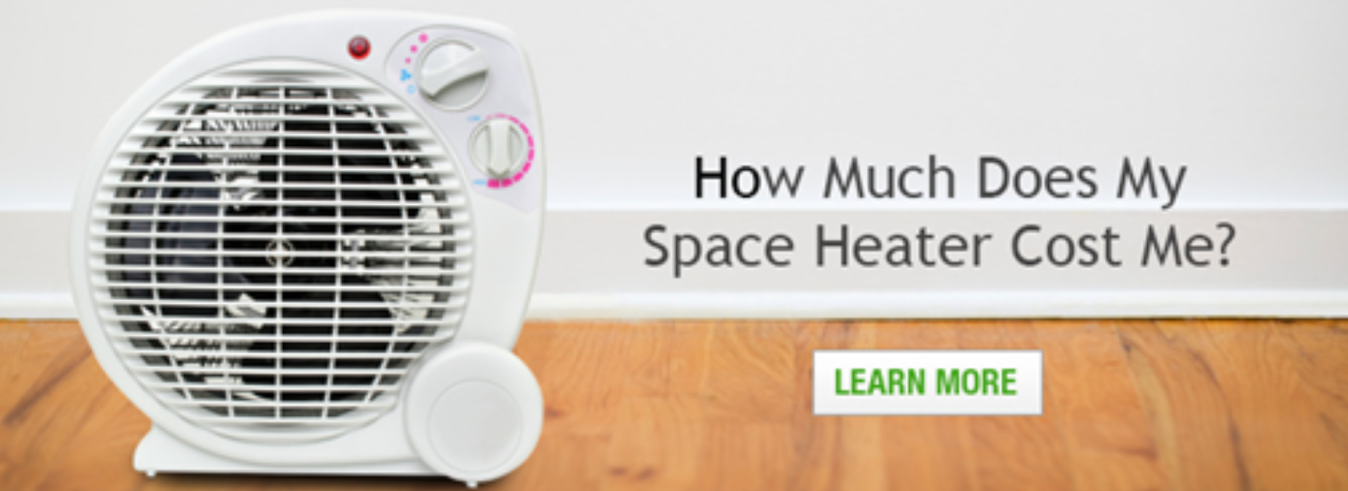 How much does your space heater cost to run